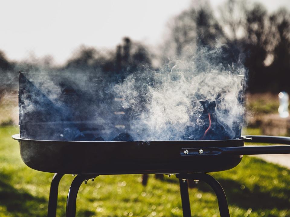 Hitzebeständiger Lack BBQ Grill